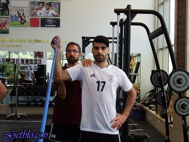 در قطر خودم را جهت جام جهانی آماده کردهام / طارمی