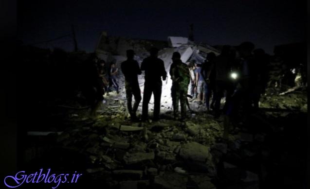 عکس ، انفجار خونین در بغداد با 18 کشته و 90 زخمی