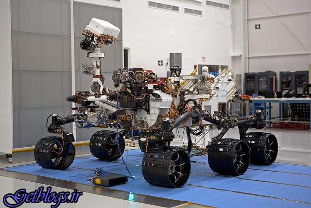 کشف مولکولهای آلی در مریخ