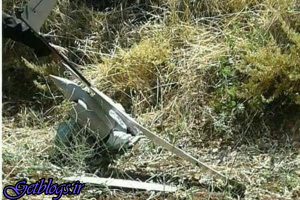 سقوط پهپاد اسرائیل در خاک سوریه