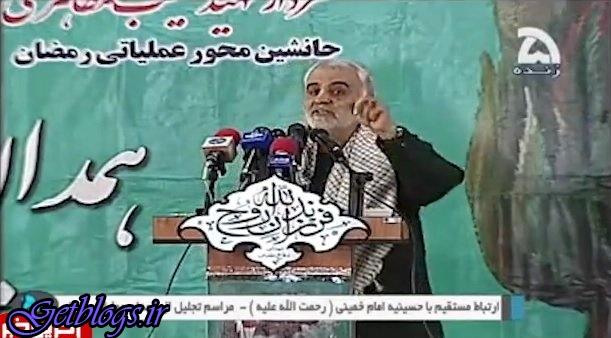 طرف حساب شما من هستم / سردار سلیمانی خطاب به آمریکا