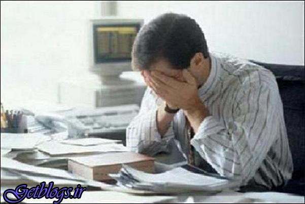 استرس روانی با از دست دادن بینایی مرتبط است