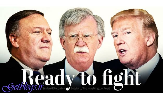 تندروهای آمریکا و کشور عزیزمان ایران در انتظار مراسم خوش حالی آخر برجام / واشنگتن پست