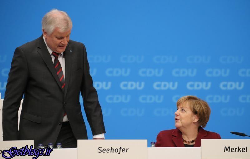 وزیر کشور آلمان از مقام خود استعفاء میدهد