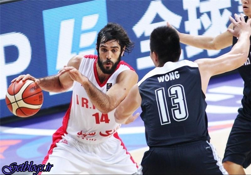 شکست بسکتبالیستهای کشور عزیزمان ایران برابر چین