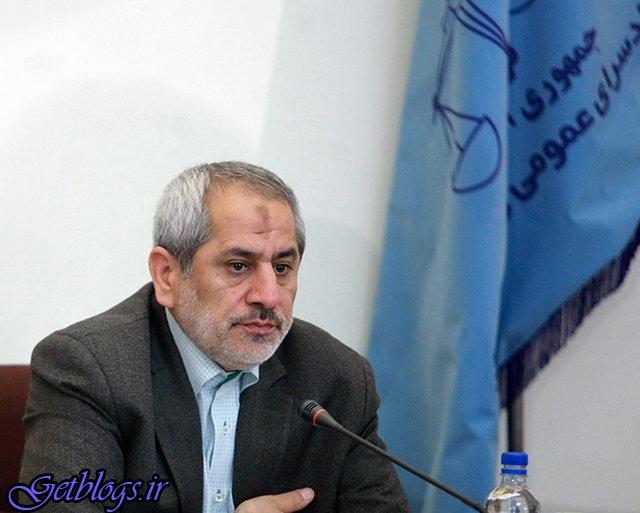پاسخ دادستان پایتخت کشور عزیزمان ایران به بیانات اخیر مدیر شرکت محیط زیست