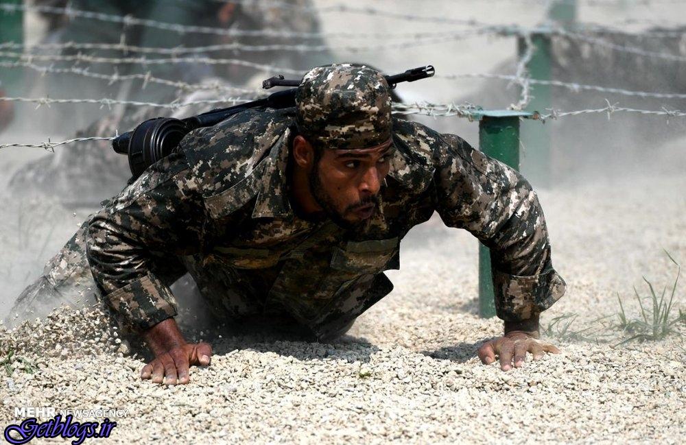 تصاویر) + مسابقات ارتش های دنیا در روسیه (