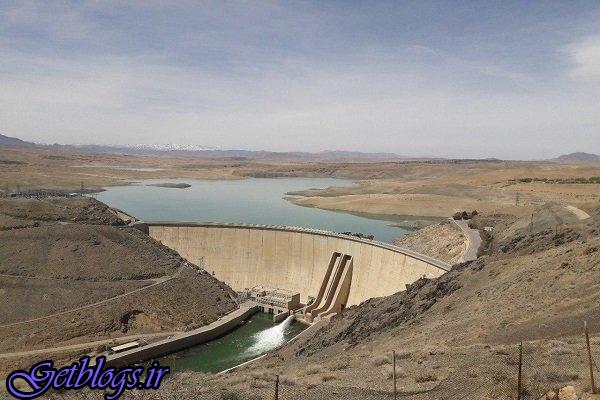 وضعیت ذخیره سدهای مخزنی اصفهان مطلوب نیست