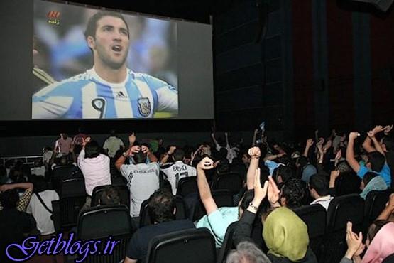 برنامه نمایش فوتبال در سینماها هفته آتی مشخص میشود