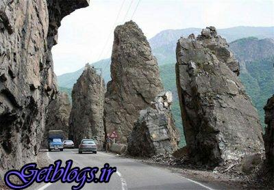 شروع سفرهای تابستانه به مازندران ، بزرگراه چالوس در نخستین روز تابستان یکطرفه میشود
