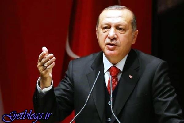 آمریکا در قتلعام مردم مقصر است / اردوغان
