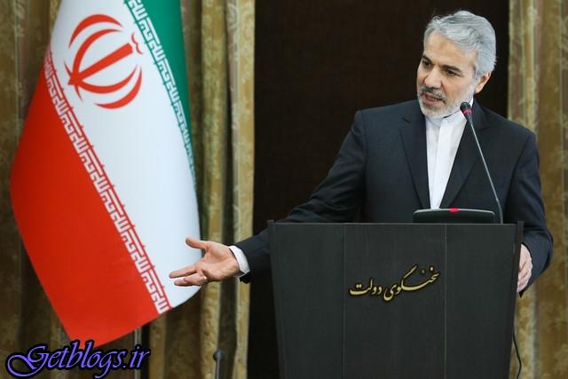 واکنش سخنگوی قوه مجریه به بیانات وزیر امور خارجه آمریکا