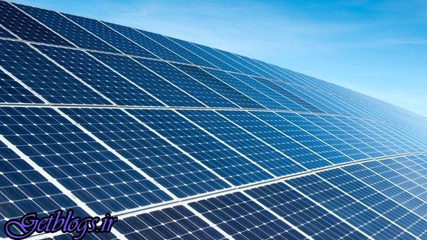 ساخت سلول خورشیدی با استفاده از باکتری های زنده