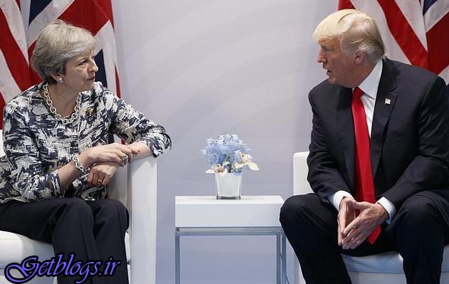 آینده امنیت کشورهای غربی محور مذاکراتم با ترامپ است / ترزا می