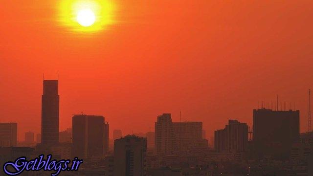 اهواز گرمترین شهر کشور ، افزایش ۱.۳ درجهای دما در ایران