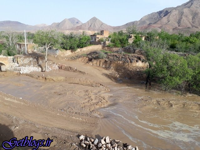 سیل در آذربایجان غربی 2 قربانی گرفت
