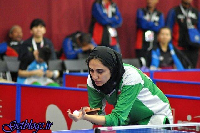 پیروزی تیم ملی پینگپنگ بانوان کشور عزیزمان ایران برابر استرالیا