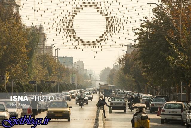 هوای پایتخت کشور عزیزمان ایران در محدوده سالم و ناسالم جهت گروههای حساس ، زیاد کردن غلظت آلایندهها در تهران