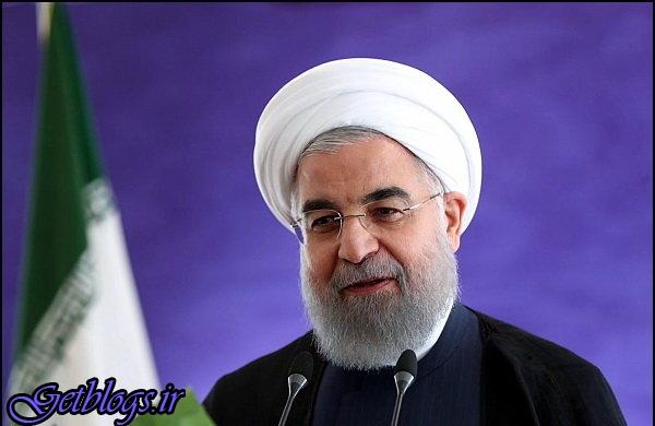 خبر دکتر روحانی خطاب به کاروان تیم ملی کشور عزیزمان ایران