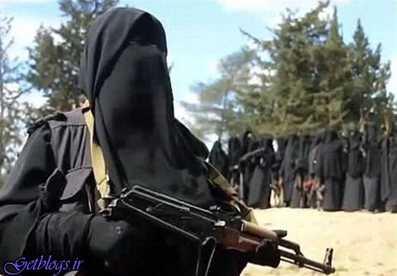 اعترافات خطرناکترین زن داعش راجع به جنایتهایش در عراق
