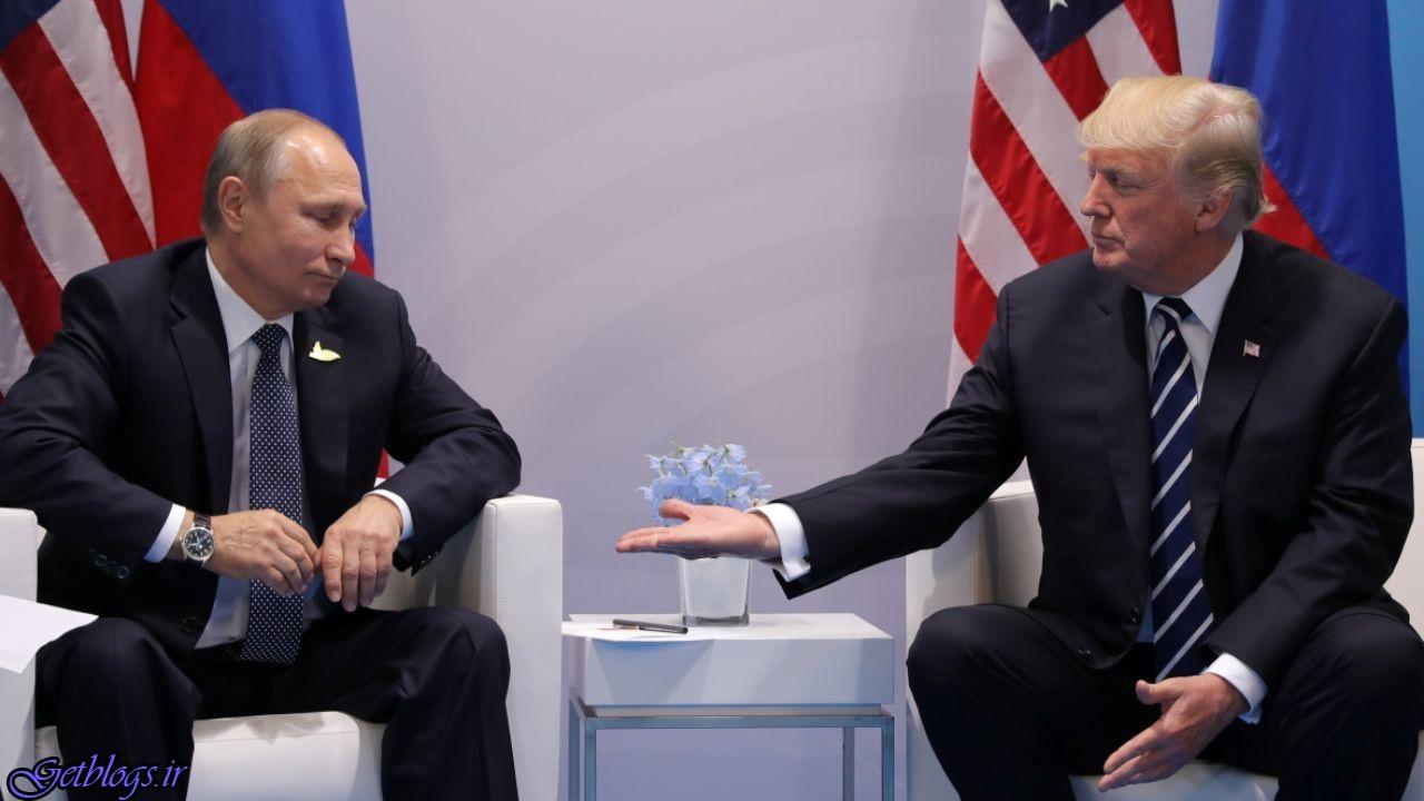 نمیدانم پوتین دوست است یا دشمن! / ترامپ