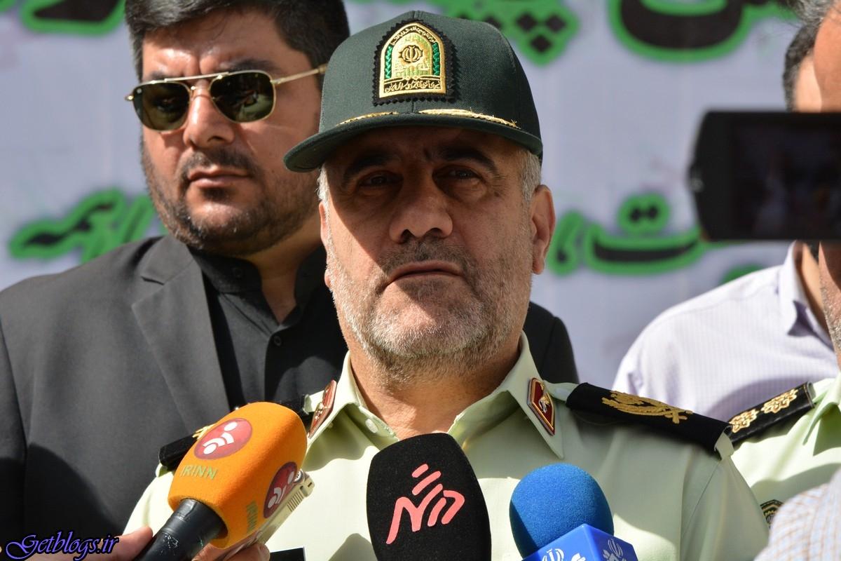 دستگیری 1037 نفر معتاد، دزد و فروشنده مواد مخدر در پایتخت کشور عزیزمان ایران