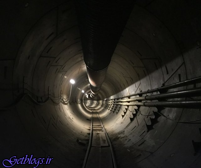 ساخت تونل زیرزمینی لسآنجلس رو به اتمام است