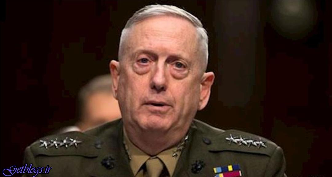 گزینه نظامی همواره به علت «مرگ بر آمریکا» گفتن ایرانیها، روی میز بوده است / متیس