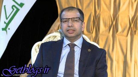 آتشسوزی در مخزن صندوقهای رای اقدامی عمدی بود/ باید انتخابات مجدداً برگزار شود ، رئیس پارلمان عراق