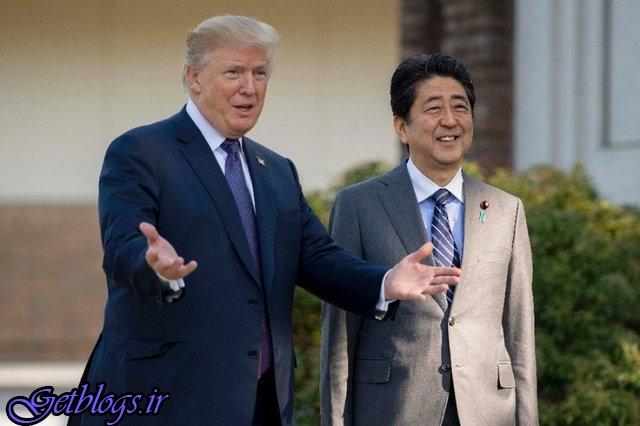توافق ترامپ و آبه راجع به مثبت بودن نشست رهبران دو کره