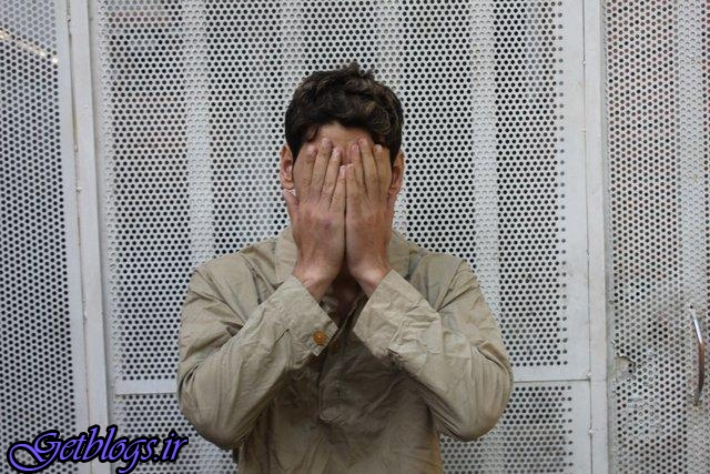 دزد گوشی تلفن همراه شهرک غربیها دستگیر شد