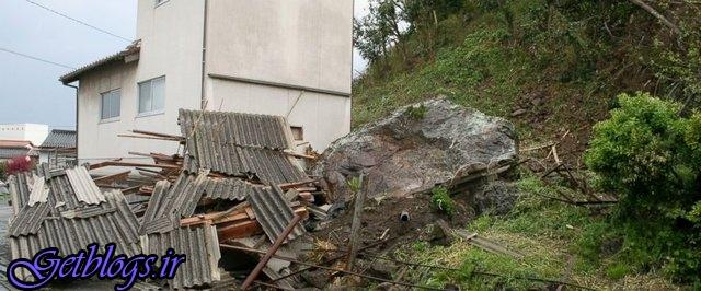 ۵ زخمی در زلزله ۶.۱ ریشتری ژاپن