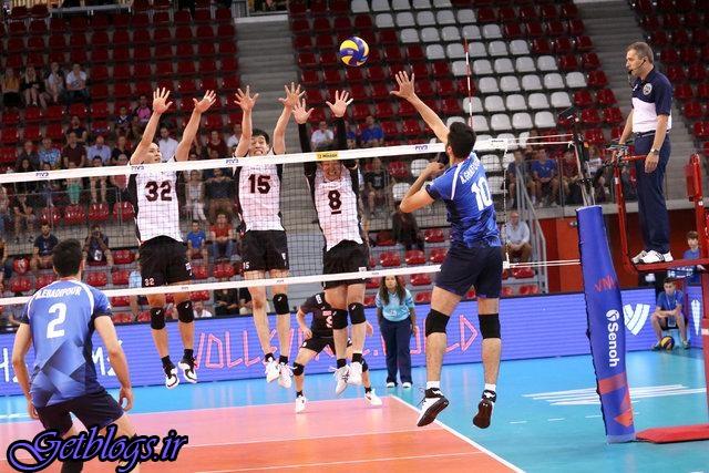 شکست ناباورانه والیبال کشور عزیزمان ایران برابر ژاپن
