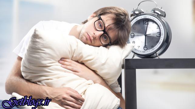 خواب بی کیفیت شبانه و زیاد کردن مصرف تنقلات مضر
