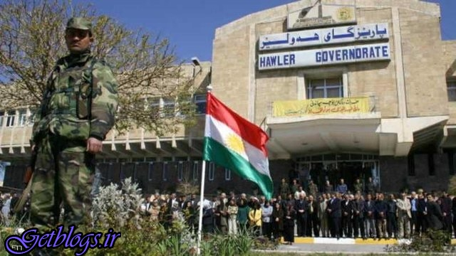 حمله افراد مسلح به ساختمان استانداری اربیل