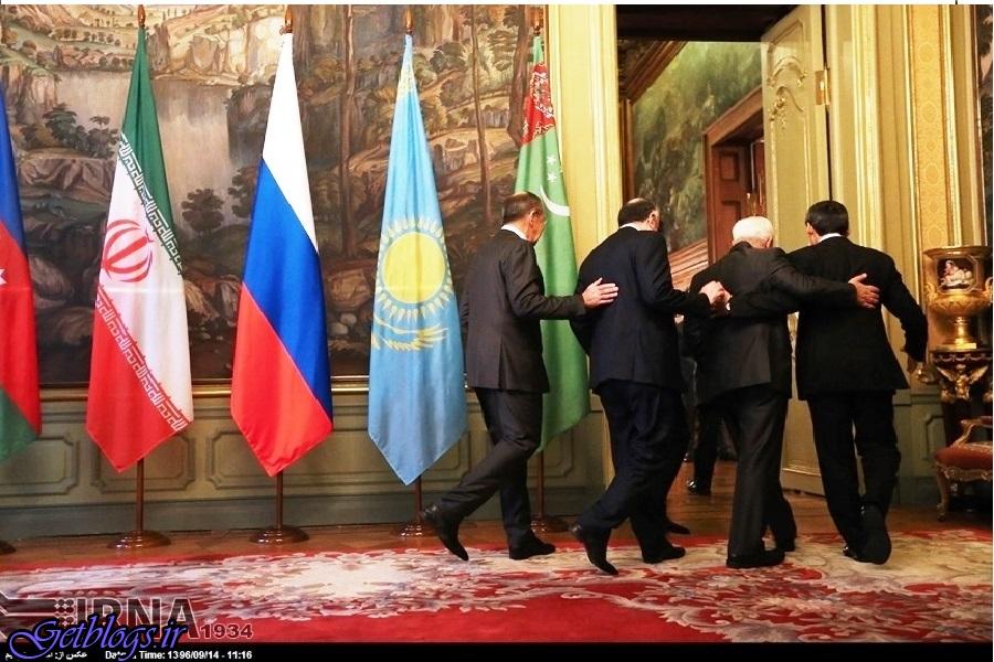 روسیه از توافق کشورهای حاشیه خزر خبر داد