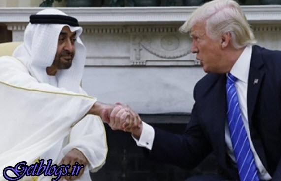 همه چیز به کشور عزیزمان ایران ختم میشود ، دستور کار نشست بن زاید و ترامپ چیست؟