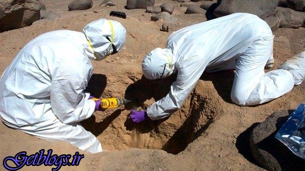 شرایط زندگی در مریخ روی زمین مورد بررسی قرار داده شد