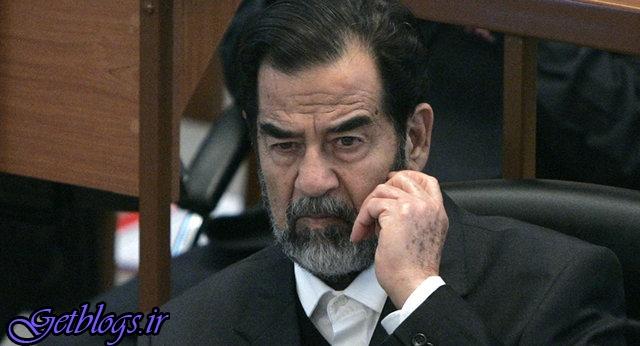 صدام کدام گوری است؟
