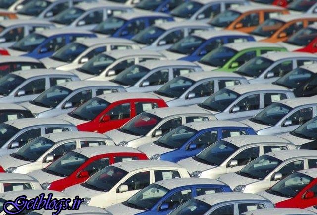 عرضه قطعات ماشین با دلار 7000 تومانی ، احتکار خودرو