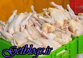 قیمت مرغ تا ۸۵۰۰ زیاد کردن مییابد