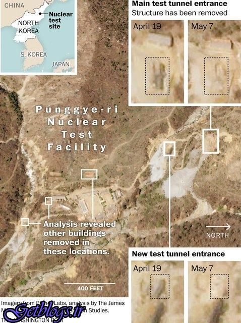 نخستین گامها جهت تعطیلی تاسیسات هستهای کره شمالی