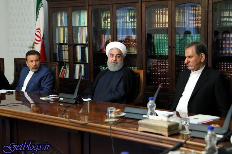 سیاست اخیر ارزی دولت جهت کم کردن نگرانی مردم، تولیدکنندگان و فعالان اقتصادی است / روحانی