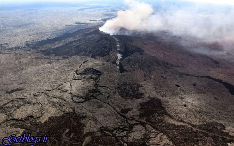 زلزله 6.9 ریشتری هاوایی آمریکا را لرزاند