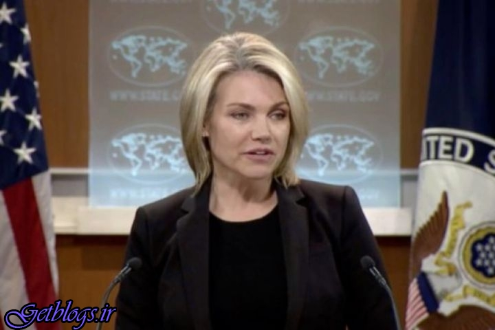 واشنگتن جهت تشکیل ائتلاف بینالمللی علیه کشور عزیزمان ایران تلاش میکند / سخنگوی وزارت خارجه آمریکا