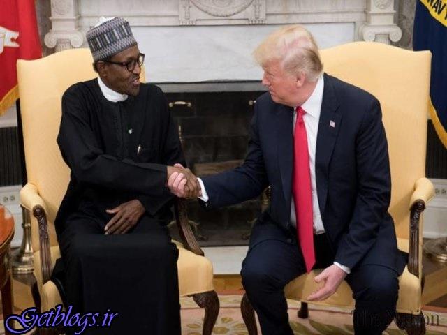 عکس ، ترامپ جیب نیجریه را هم خالی کرد