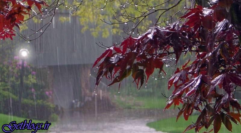 ادامه بارندگی ها در نوار شمالی کشور