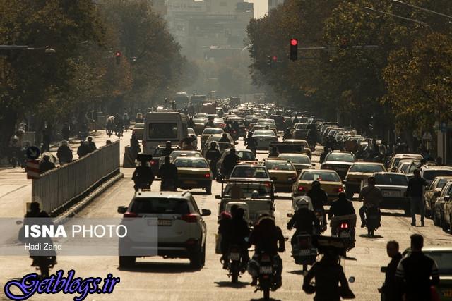 اعلام آلودهترین نقطه پایتخت کشور عزیزمان ایران ، جایگزینی بیش از 200 هزار خودروی دیزلی طی سه سال
