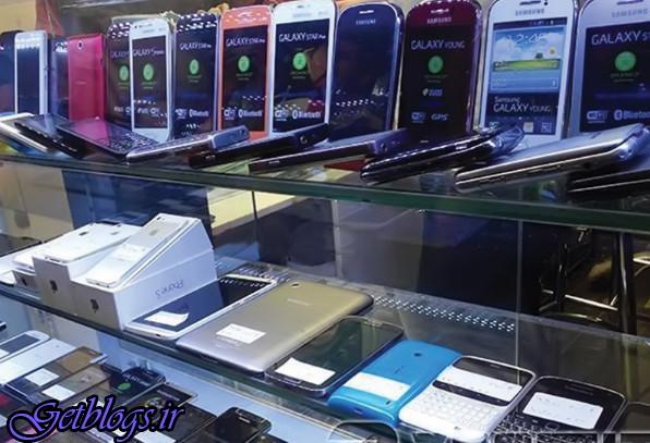 واردات یک میلیون و ۳۵۷ هزار دستگاه گوشی گوشی