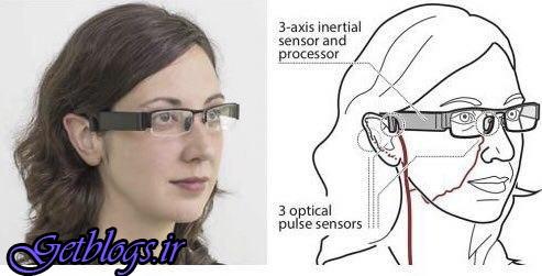 اندازهگیری فشارخون با یک عینک!